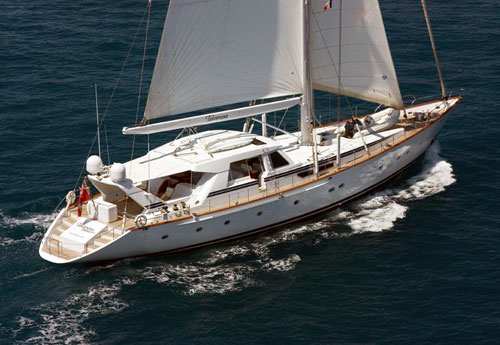 Sailing Yachts And Sailboat Charters Regency Yacht Charters
