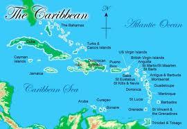 David B Robért's The Caribbean Lesser Antilles Leeward Islands