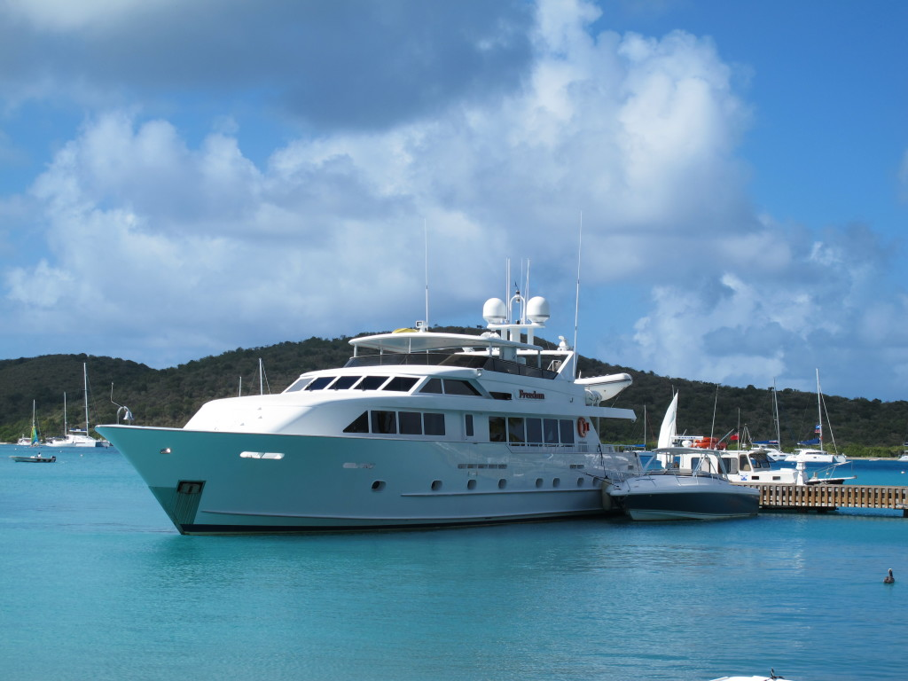 Power Yacht for Sale