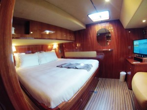 62ft. Privilege Catamaran Xenia Cabin