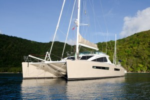 62ft. Privilege Catamaran Xenia