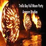 Full Moon fire balls